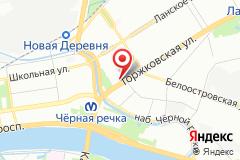 Санкт-Петербург, ул. Торжковская, д. 2, к. 1