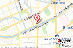 Санкт-Петербург, наб. реки Фонтанки, д. 127
