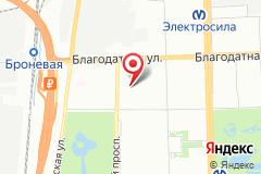 Санкт-Петербург, пр. Новоизмайловский, д. 10