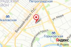 Санкт-Петербург, ул. Кропоткина, д. 11