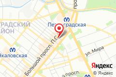 Санкт-Петербург, ул. Бармалеева, д. 2