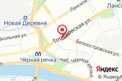Санкт-Петербург, ул. Торжковская, д. 5