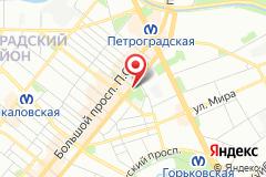 Санкт-Петербург, ул. Большая Пушкарская, д. 35, оф. 503