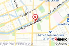 Санкт-Петербург, наб. реки Фонтанки, д. 120