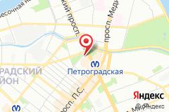 Санкт-Петербург, пр. Малый П. С. , д. 89