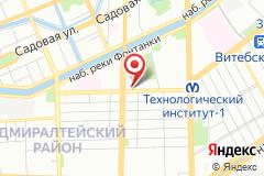Санкт-Петербург, 1-я Красноармейская улица, 15А