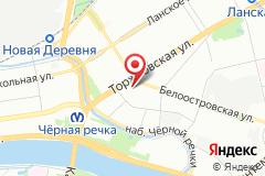 Санкт-Петербург, ул. Торжковская д.5, оф. 417