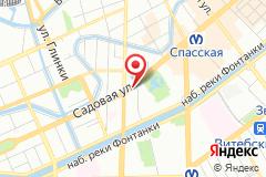Санкт-Петербург, ул. Садовая, д. 54