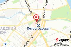 Санкт-Петербург, Каменноостровский пр., д. 42, 3 этаж