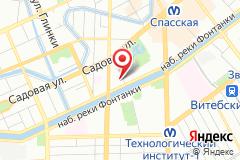 Санкт-Петербург, переулок Бойцова, 7, оф. 522