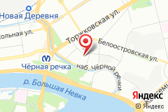 Санкт-Петербург, наб. Черной речки, д. 41