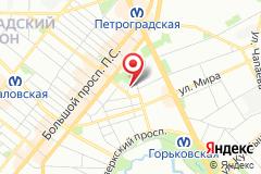 Санкт-Петербург, пер. Матвеевский, д. 2, лит. В