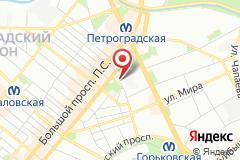 Санкт-Петербург, ул. Кронверкская, д. 29