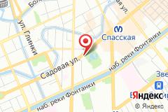 Санкт-Петербург, Садовая улица, 50ББ Садовая