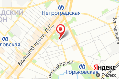 Санкт-Петербург, ул. Кронверкская, д. 16