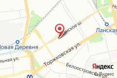 Санкт-Петербург, шоссе Ланское, д. 33, к. 1