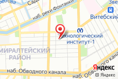 Санкт-Петербург, ул. 3-я Красноармейская, д. 13А
