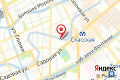 Санкт-Петербург, наб. канала Грибоедова, д. 72