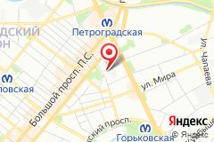 Санкт-Петербург, ул. Кронверкская, д. 23