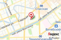Санкт-Петербург, наб. Фонтанки, д. 117, к. В