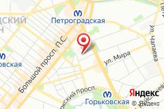 Санкт-Петербург, ул. Кронверкская, д. 21