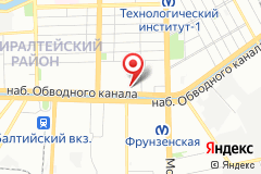 Санкт-Петербург, наб. Обводного канала, д. 147-149, лит. А