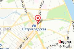Санкт-Петербург, пр. Большой П.С., д. 100