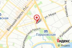 Санкт-Петербург, ул. Кронверкская, д. 5