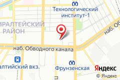 Санкт-Петербург, улица Егорова, 25