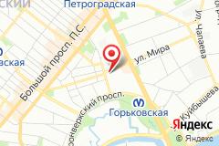 Санкт-Петербург, ул. Мира, 3