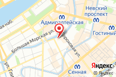 Санкт-Петербург, набережная реки Мойки, 60