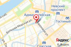 Санкт-Петербург, наб. реки Мойки, д. 58