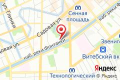 Санкт-Петербург, наб. реки Фонтанки, д.115