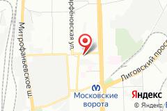 Санкт-Петербург, ул. Малая Митрофаньевская, д. 4