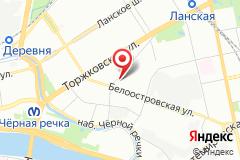 Санкт-Петербург, ул. Сердобольская, д. 60
