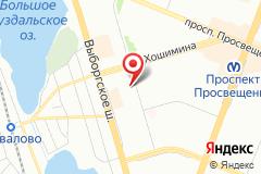 Санкт-Петербург, ул. Композиторов, д. 10, пом. 162 Н