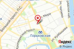 Санкт-Петербург, Каменноостровский проспект, 10