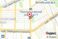 Санкт-Петербург, ул. 6-я Красноармейская, д.1