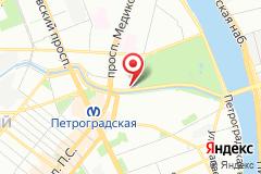 Санкт-Петербург, наб. реки Карповки, д. 5 лит. П