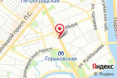 Санкт-Петербург, пр. Каменноостровский, д. 10, лит. А