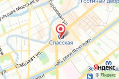 Санкт-Петербург, ул. Ефимова, д. 1