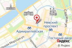 Санкт-Петербург, наб. реки Мойки, д. 51