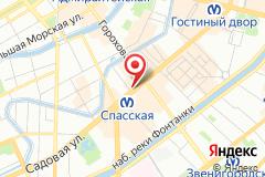 Санкт-Петербург, ул. Садовая, д. 35
