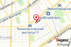 Санкт-Петербург, ул. Серпуховская, д. 4