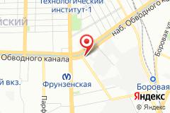 Санкт-Петербург, наб. Обводного канала, д. 92