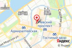 Санкт-Петербург, ул. Большая Конюшенная, д.27