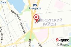 Санкт-Петербург, пр. Энгельса, д. 107, к. 3 кв. 106
