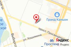Санкт-Петербург, ул. Симонова, д. 1