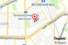 Санкт-Петербург, ул. Бронницкая, д. 25, лит. А