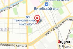 Санкт-Петербург, ул. Серпуховская, д. 27, к. 1